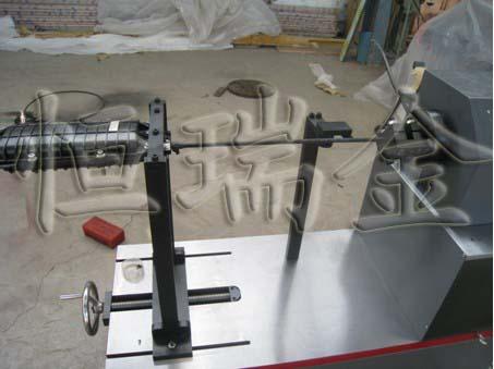 光缆接线盒反复弯曲疲劳试验机