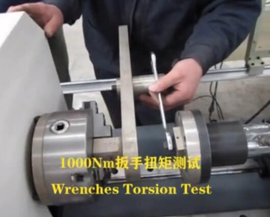 1000Nm扳手扭矩测试Wrenches